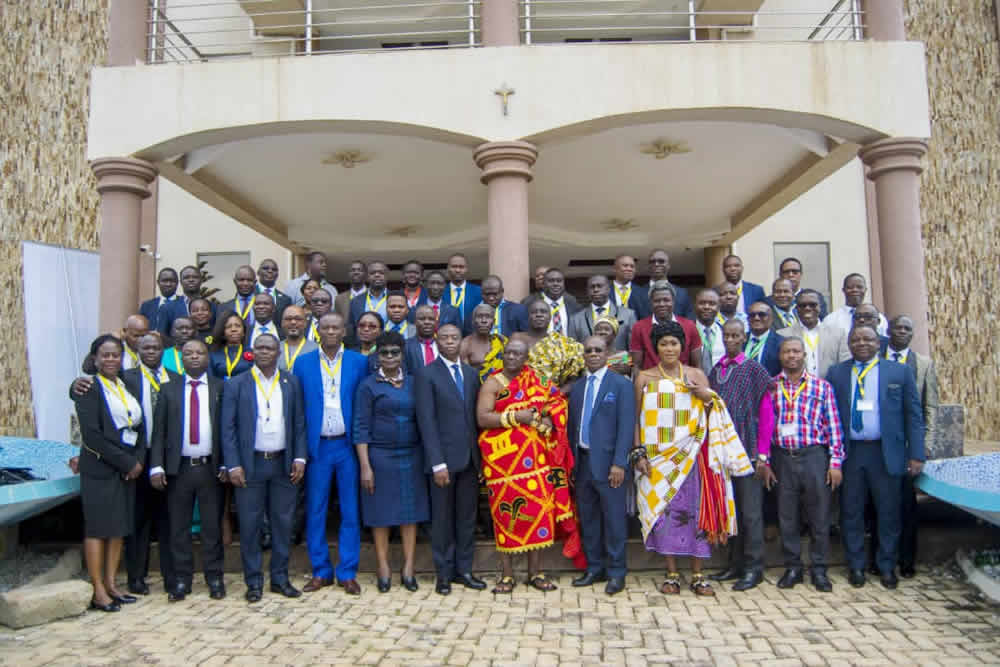 18th Annual National Managers Conference - Sunyani